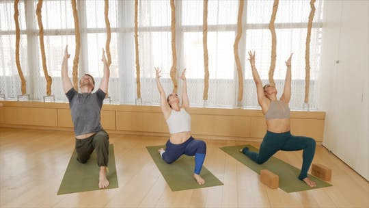 Instant Access to Detox Yoga by Exhale On Demand, powered by Intelivideo