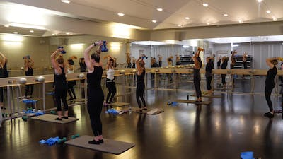 In-studio: Barre with Kat Steers, 9.10.19 by Exhale On Demand