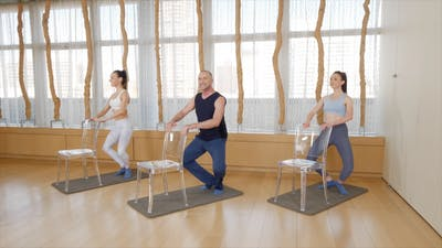 Instant Access to Classic Barre by Exhale On Demand, powered by Intelivideo