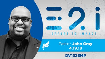 Instant Access to IPL '18 PASTOR JOHN GRAY - Video by The Potter's House of Dallas, powered by Intelivideo
