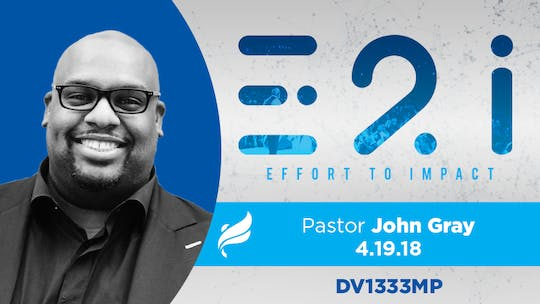 PASTOR JOHN GRAY - Video by The Potter's House of Dallas, powered by Intelivideo