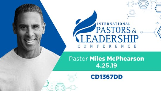 IPL 2019  Pastor Miles McPhearson | Staff Diversity | Audio by The Potter's House of Dallas
