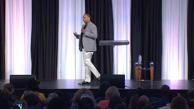 IP&L 2018: Toure Roberts Spirituality vs Religion_Video by The Potter's House of Dallas