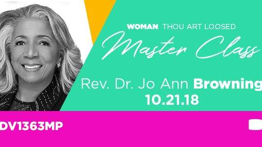 WTAL 2018 Dr. Jo Ann Browning - Video by The Potter's House of Dallas