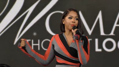 Pastor Sarah Jakes Roberts by The Potter's House of Dallas