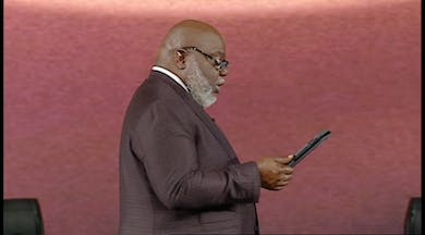 My Prisons Are Not My Problem Bishop T.D. Jakes Video by The Potter's House of Dallas