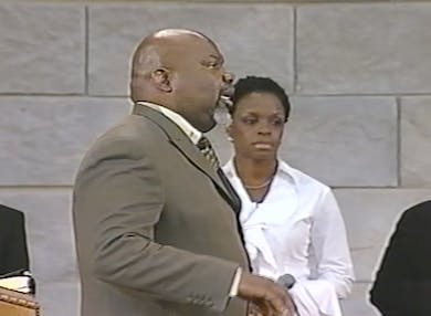God Knows You're A Kid Bishop T.D. Jakes Video by The Potter's House of Dallas