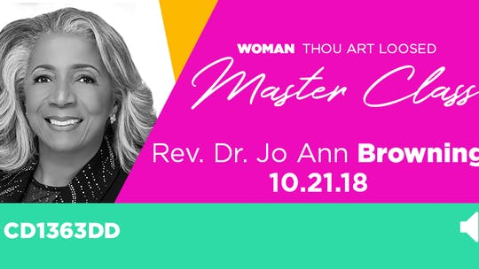 WTAL 2018 Dr. Jo Ann Browning - Audio by The Potter's House of Dallas, powered by Intelivideo