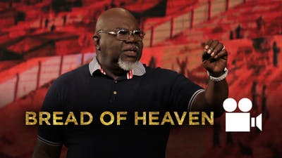Instant Access to Bread of Heaven: The Most Holy Place VIDEO from the Gospel Hidden In The Tent Series by The Potter's House of Dallas, powered by Intelivideo