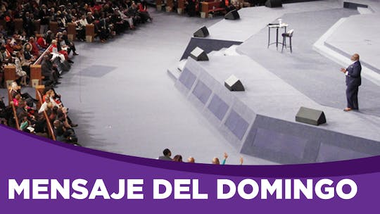 Mama, No Veas Hacia Atras | Bishop T.D. Jakes| en Video by The Potter's House of Dallas
