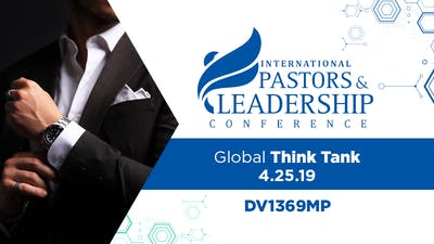 IPL 2019  Global Think Tank  Memoirs of a Change Agent | Robert Brown | Video by The Potter's House of Dallas