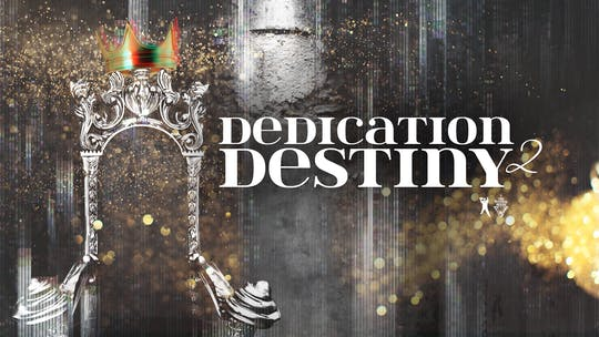 Dedication 2 Destiny | Bishop T.D. Jakes | Audio by The Potter's House of Dallas