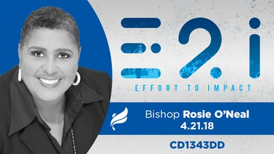 BISHOP ROSIE O'NEAL - Audio by The Potter's House of Dallas