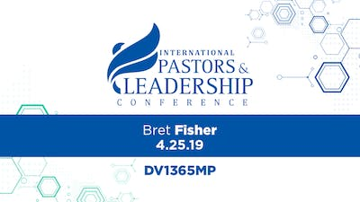 IPL 2019 Bret Fisher | Cyber Security and Terrorism In The Church | Video by The Potter's House of Dallas