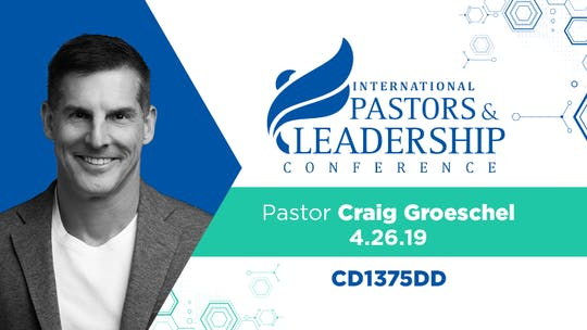 IPL 2019  Pastor Craig Groeschel | Breaking Barriers | Audio by The Potter's House of Dallas
