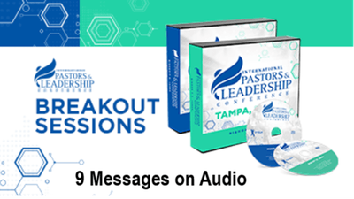IPL 2019 Conference |Breakout Bundle | 10 Messages on Audio by The Potter's House of Dallas