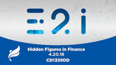 IP&L 2018_HIDDEN FIGURES IN FINANCE Audio by The Potter's House of Dallas