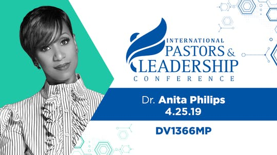 IPL 2019  Dr. Anita Philips | Mental Health | Video by The Potter's House of Dallas