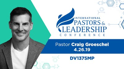 IPL 2019  Pastor Craig Groeschel | Breaking Barriers |  Video by The Potter's House of Dallas