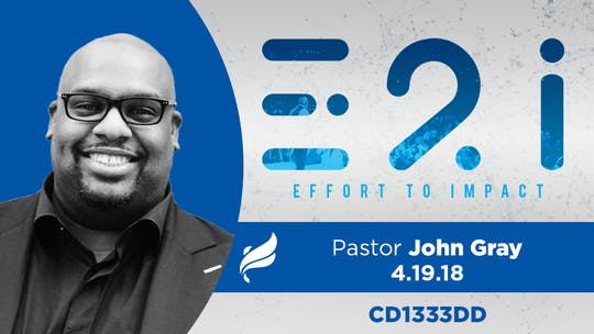 PASTOR JOHN GRAY - Audio by The Potter's House of Dallas, powered by Intelivideo