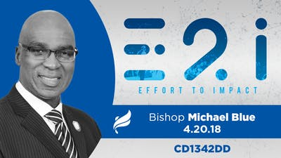 Instant Access to BISHOP MICHAEL BLUE - Audio by The Potter's House of Dallas, powered by Intelivideo
