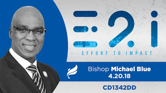 BISHOP MICHAEL BLUE - Audio by The Potter's House of Dallas, powered by Intelivideo