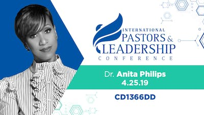 IPL 2019  Dr. Anita Philips | Mental Health | Audio by The Potter's House of Dallas