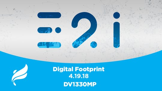 DIGITAL FOOTPRINT - Video by The Potter's House of Dallas