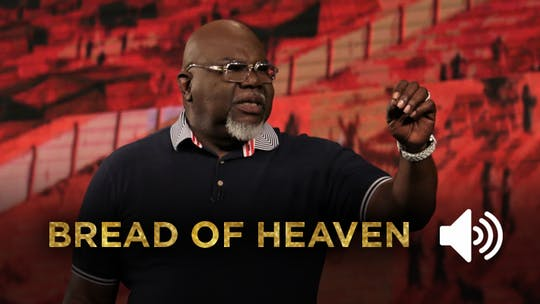 Bread of Heaven: The Most Holy Place AUDIO from the Gospel Hidden In The Tent Series by The Potter's House of Dallas, powered by Intelivideo