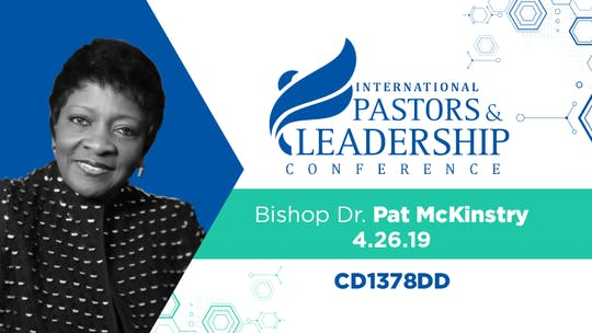 IPL 2019  Rev. Dr. Pat McKinstry | Knowing What You Are Doing When You Know What You Do | Audio by The Potter's House of Dallas