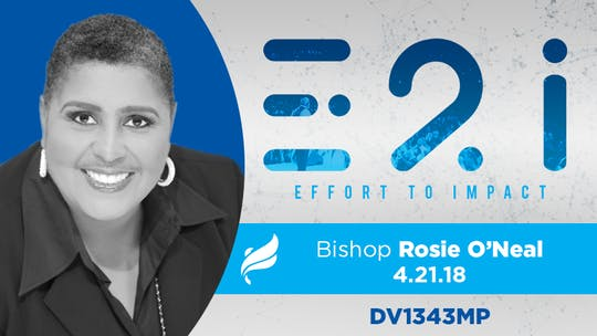 Instant Access to BISHOP ROSIE O'NEAL - Video by The Potter's House of Dallas, powered by Intelivideo