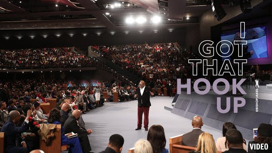 I Got That Hook Up | Bishop T.D. Jakes | Video by The Potter's House of Dallas