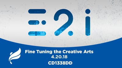 FINE TUNING THE CREATIVE ARTS - Audio by The Potter's House of Dallas