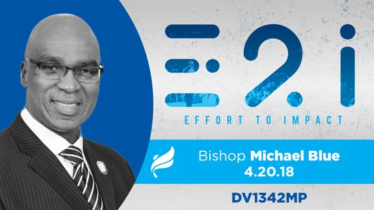 BISHOP MICHAEL BLUE - Video by The Potter's House of Dallas, powered by Intelivideo