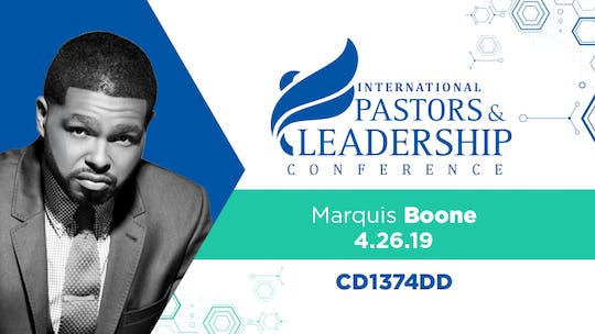 IPL 2019  Marquis Boone | Artist Development | Audio by The Potter's House of Dallas