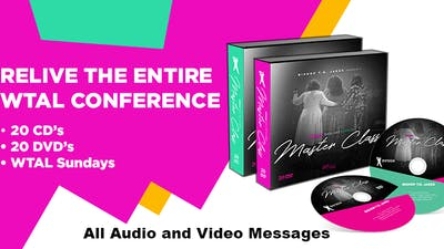 WTAL Master Class 20 Messages on Audio and Video by The Potter's House of Dallas