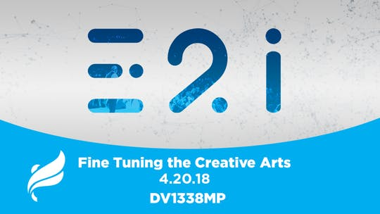 FINE TUNING THE CREATIVE ARTS - Video by The Potter's House of Dallas
