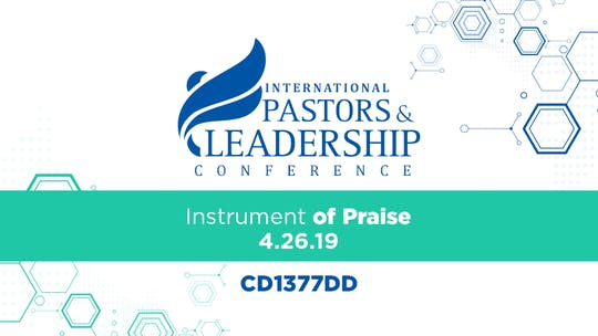 IPL 2019  An Instrument of Praise Audio by The Potter's House of Dallas