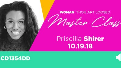 Priscilla Shirer - Audio by The Potter's House of Dallas