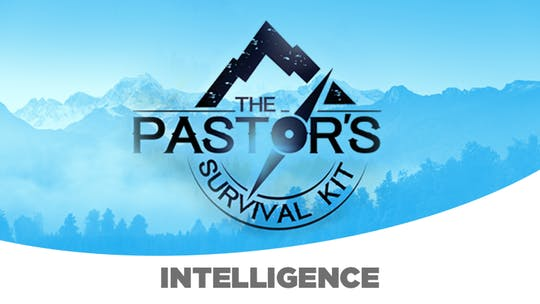 Intelligence - The Church Administrator's Toolkit - Audio by The Potter's House of Dallas, powered by Intelivideo