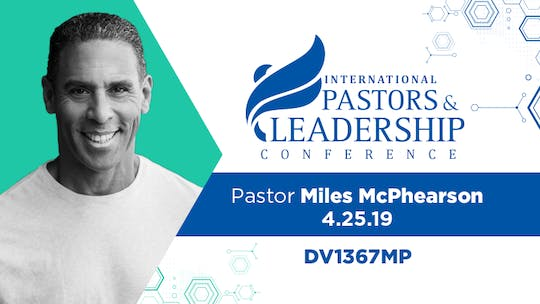 IPL 2019 | Pastor Miles McPhearson | Staff Diversity | Video by The Potter's House of Dallas