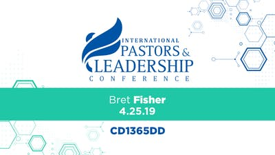 IPL 2019 Bret Fisher | Cyber Security and Terrorism In The Church | Audio by The Potter's House of Dallas