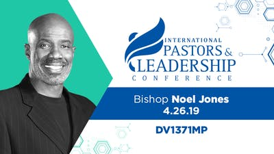 IPL 2019  Bishop Noel Jones  | The Art of Preaching | Video by The Potter's House of Dallas