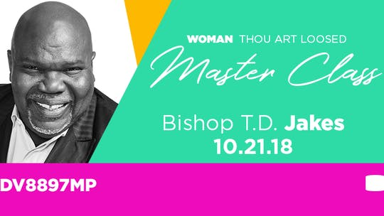 Bishop T.D. Jakes 10/21/2018 - Video by The Potter's House of Dallas