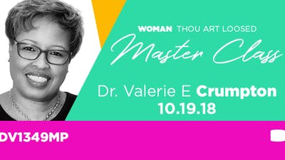 Dr. Valerie E. Crumpton 'The Woman Behind the Title' - Video by The Potter's House of Dallas