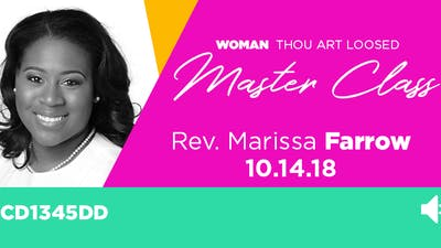 Instant Access to Rev. Marissa Farrow - Audio by The Potter's House of Dallas, powered by Intelivideo