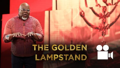 Instant Access to The Golden Lampstand VIDEO from the Gospel Hidden In The Tent Series by The Potter's House of Dallas, powered by Intelivideo
