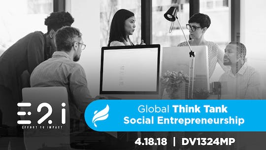 GLOBAL THINK TANK 1 - SOCIAL ENTREPRENEURSHIP - Video by The Potter's House of Dallas
