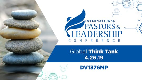 IPL 2019  Global Think Tank  The Common Ground  Video by The Potter's House of Dallas