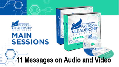 IPL 2019  Conference | Main + Global Think Tanks Sessions  | 11 Message on Audio and Video - $99.99 by The Potter's House of Dallas